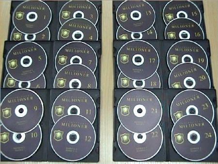 24 płyty DVD